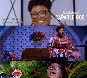 DOWNLOAD VIDEO: Capable God – Judikay
